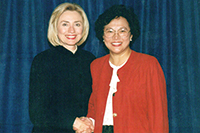 Ming with Hilary Clinton 2 頁面
